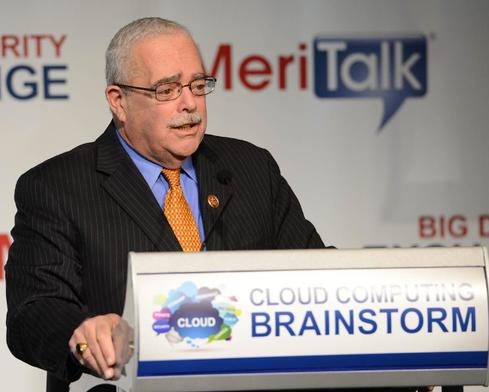Rep. Gerry Connolly (D-VA). (Photo courtesy of MeriTalk).