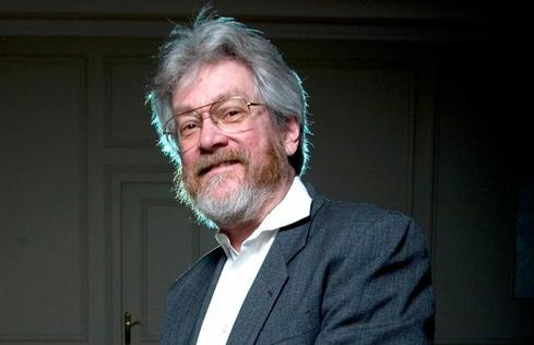 Alex 'Sandy' Pentland, author of Social Physics.