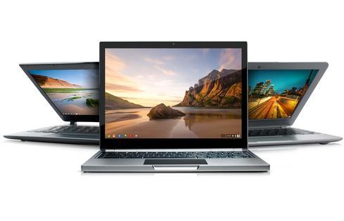 Google Chromebooks.