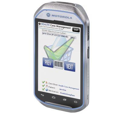 The MC40-HC mobile communicator.