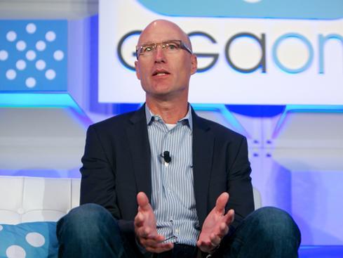 'Presentation skills matter.' David Menninger of EMC subsidiary Pivotal