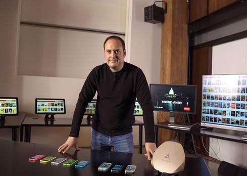 Steve Perlman, CEO, Artemis Networks