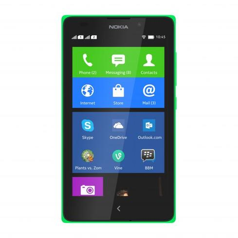 Nokia XL (Source: Nokia)