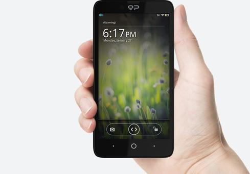Blackphone (Source: Geeksphone)