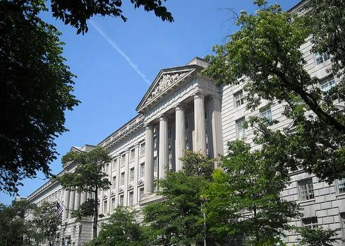 US Commerce Department Building(Source: Wikimedia)