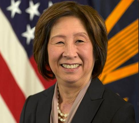 Defense Department CIO Teri Takai