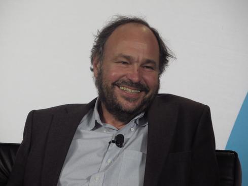 Pivotal CEO Paul Maritz.