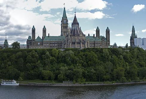 Canadian Parliament (Photo: David Samuel)