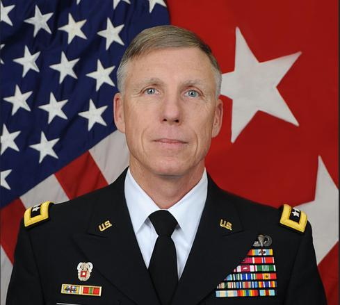 Lt. Gen. Mark S. Bowman, Joint Chiefs of Staff, J6/CIO.
