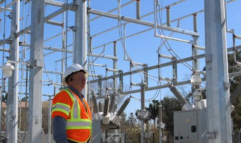 PG&E's new analytics effort helps balance peak demand at substations.