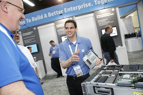 HP at Interop