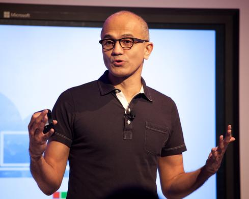 It's been a good month for new Microsoft CEO Satya Nadella but his company still has much to prove, particularly among consumers.