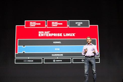 Paul Cormier at Red Hat Summit 2014. (Source: Red Hat)