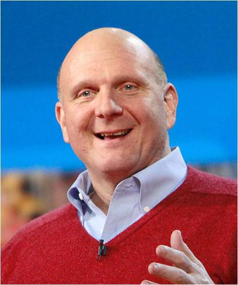 Top 10 Secret Reasons Microsoft CEO Ballmer Retired