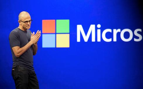 Nadella's tenure began auspiciously, but with Windows still an also-ran on mobile devices, challenges remain.