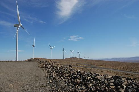 EDPR's Wild Horse Wind Farm in Ellensburg, Wash.(Source: Wikimedia Commons)
