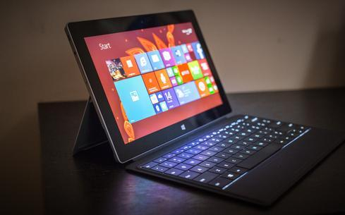 Current Microsoft Surface tablets feature 10.6-inch screens, but that could change by Tuesday.