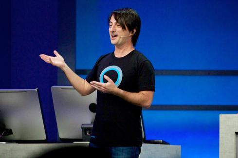 Microsoft's Joe Belfiore introduced Windows Phone 8.1 at last month's Build conference.