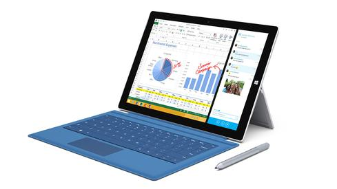Is the 12-inch Surface Pro 3 a legitimate laptop replacement?