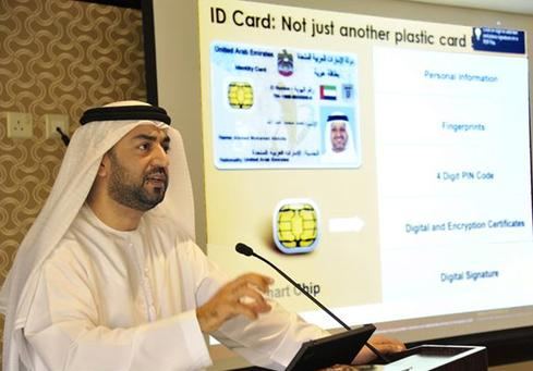 Ali M. Al-Khouri, managing director of the Emirates Identity Authority. (Image: EIDA)
