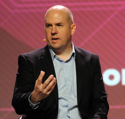 John Engates, speaking at Interop 2012.