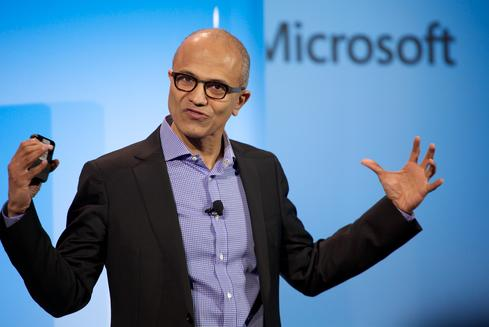 Microsoft's Nadella: More Than Talk
