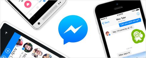 Facebook Forces Messenger For Mobile Chat