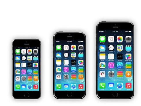 Leaked images show how the next iPhone modelsare expected to grow in size.(Source: MacRumors)