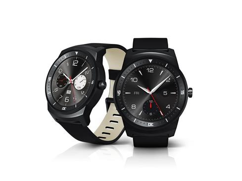 LG, Samsung Debut Smartwatches, Apple Lurks