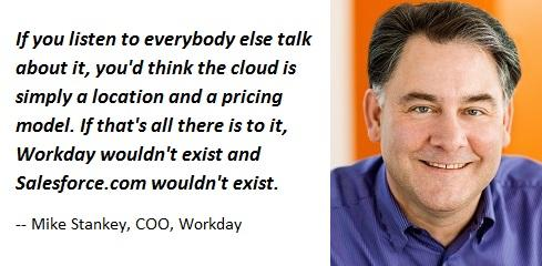 Workday Q&A: COO Talks Oracle, SAP