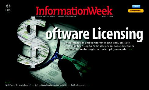 Software Licensing: Move From Defense To Offense