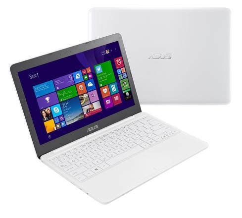 Asus's EeeBook X205.