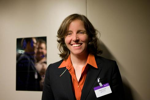 Chief Technology Officer of the United States Megan Smith