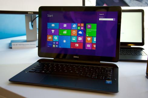Dell's Latitude 13 7000 Series 2-in-1 will feature Intel's new Broadwell-generation Core M chips.