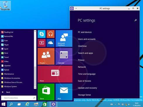 Windows Threshold Videos Leak