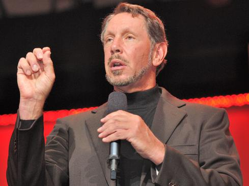 10 New Side Projects For Larry Ellison