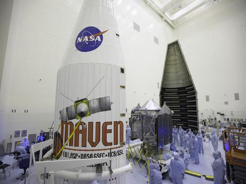 NASA's Maven Enters Mars Orbit: What's Next?