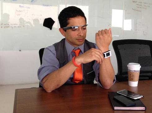 Wearables At Work: 7 Productivity Apps