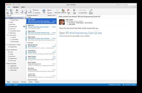 Microsoft Reveals Office For Mac Roadmap