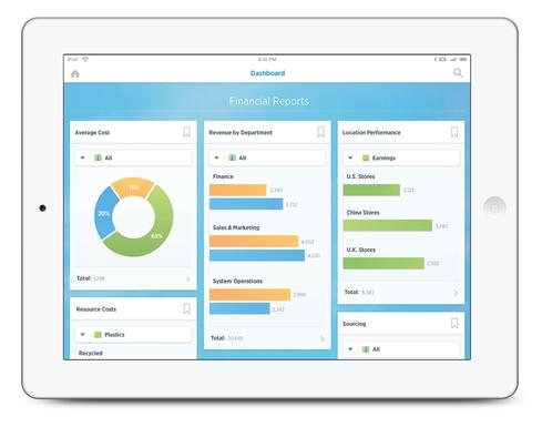 Workday's mobile facelift started with a clean, flat, texture-free design, but the real priority was reducing clicks for better productivity.