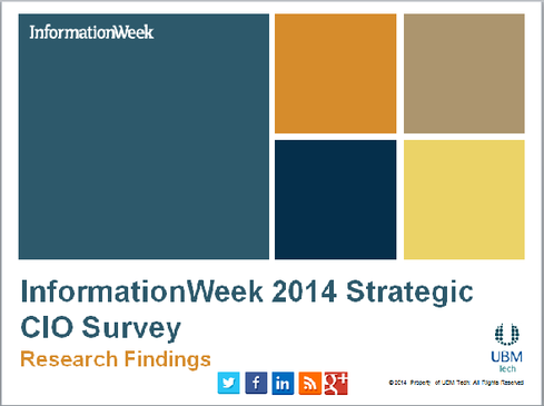 InformationWeek 2014 Strategic CIO Survey