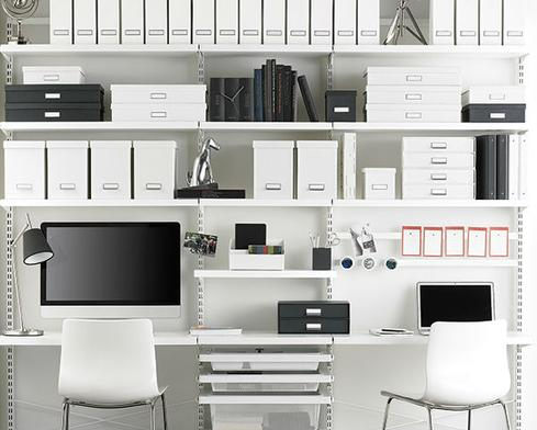10 home office organization helpers under 25 informationweek - Container store home office ...