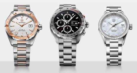 Luxury Watchmaker TAG Heuer Sees Digital 'Tsunami'