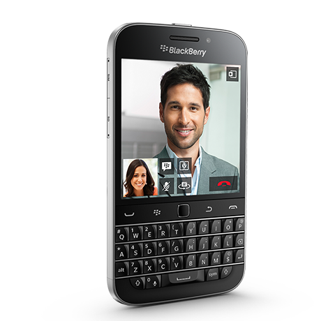 BlackBerry Returns To Its Roots With Classic