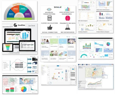 10 Cloud Analytics & BI Platforms For Business