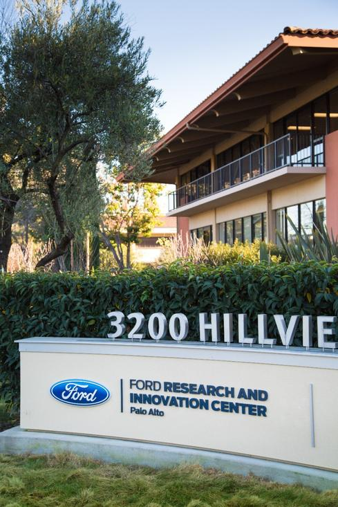 Ford Opens Palo Alto Research Center