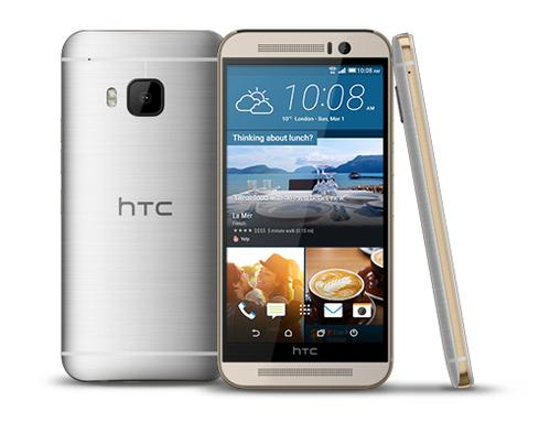 HTC's One M9 Debuts At MWC, But Fails To Excite