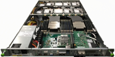 Hyve's OCP-inspired server  (Image: Hyve Solutions)