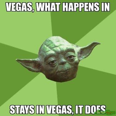 Vegas Geeks: What Happens Here, Stays Here