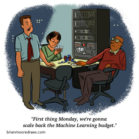Comic: Machine Learning